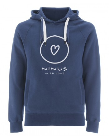 with love hoodie_blue