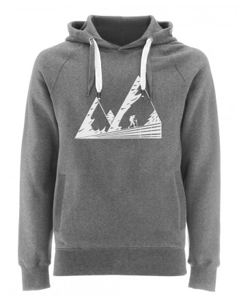 mountain is calling hoodie_heather