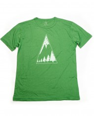 n58 mountains and trees_leaf green
