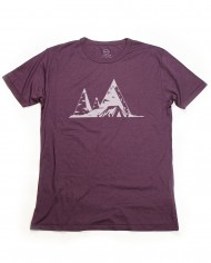 n59 tent in the mountains_eggplant