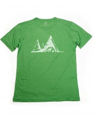 n59 tent in the mountains_leaf green
